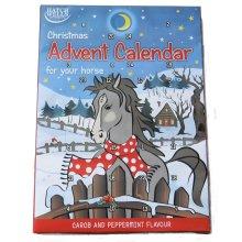 Advent Calendar For Horses (Pack of 12)