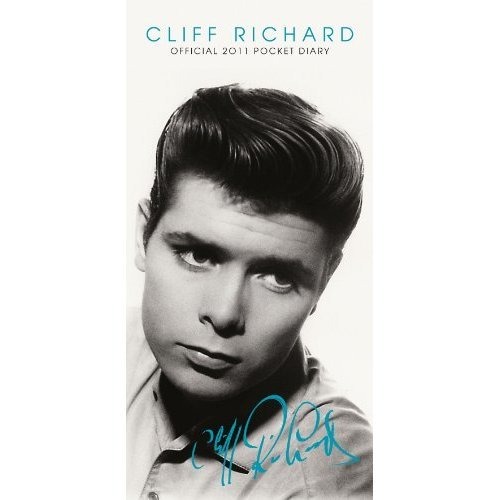 Cliff Richard Official Pocket Diary 2011