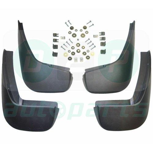 RANGE ROVER MK4/L405 FRONT & REAR MUDFLAP SET MUD FLAPS KIT VPLGP0109, VPLGP0110