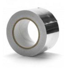 Silver Aluminium Foil Tape Heat Insulation Tape Self Adhesive 48mm x 45m