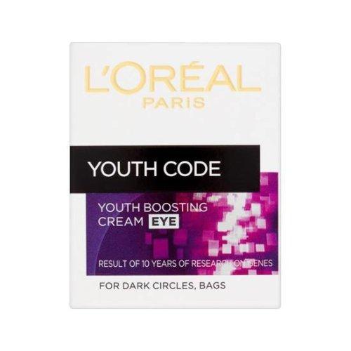 L'Oreal Youth Code Boosting Eye Cream | Anti-Ageing Eye Cream