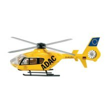 1:55 Siku Adac Rescue Helicopter - 155 2539 Scale New Model -  siku helicopter 155 2539 rescue scale adac new model