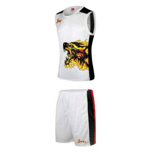 Jersey Uniform Athletic or Casual Wear Basketball Uniform