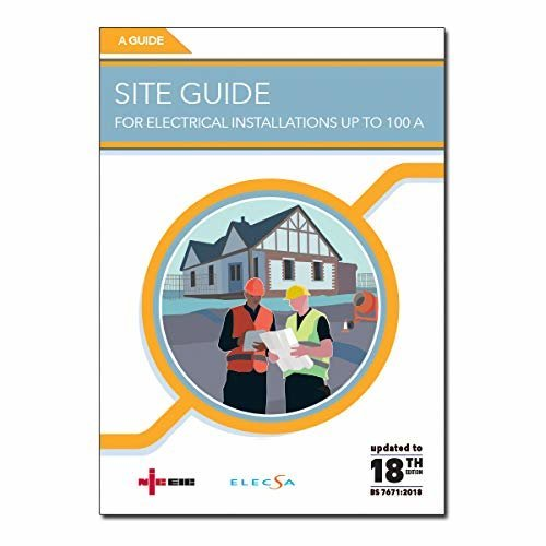 NICEIC ELECSA SITE GUIDE 18TH EDITION