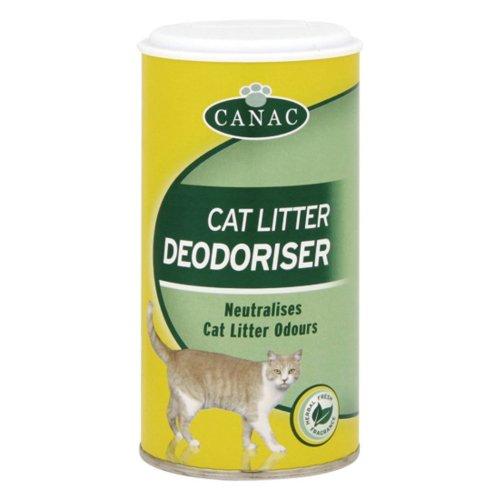 Canac Cat Litter Deodoriser 200g (Pack of 6)