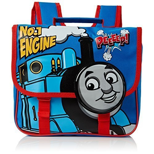Thomas The Tank Engine Children's Backpack, 4 Liters, Blue -  backpack thomas engine tank bag satchel school