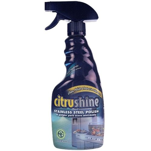 Bryson Industries 83073100032 7 CITRUSHINE Stainless Steel Polish - Blue - Pack of 3