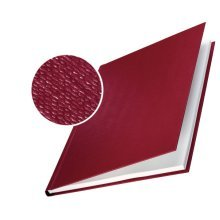 Leitz Hard Cover Red binding cover