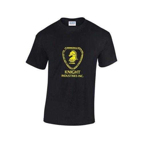 TV Inspired Knight Rider Knight Industries T-Shirt