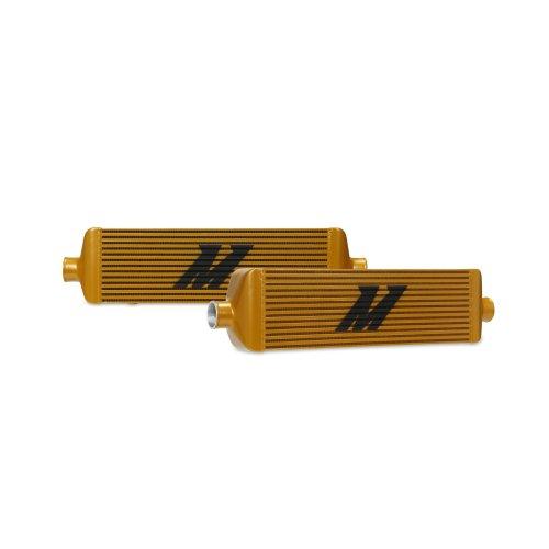 Mishimoto MMINT-UJG  Universal Intercooler J-Line, Gold