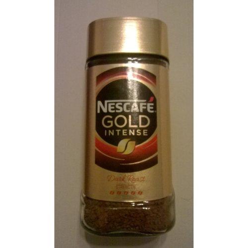 Nescafe Gold Intense Dark Roast Instant Coffee 200g