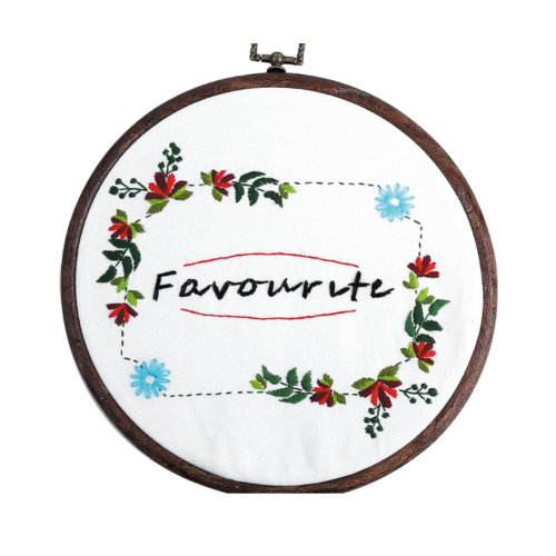 Embroidery Patterns Counted Cross Stitch Kit Handmade Meaningful Holiday Gifts