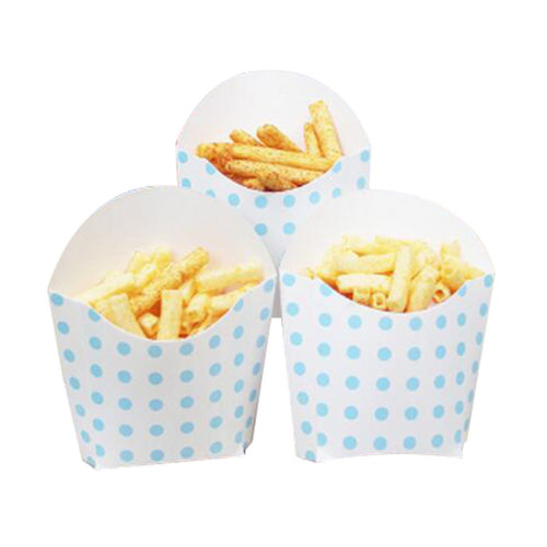 12 Pcs Birthday Party Supplies Popcorn Cups Food Boxes For Fries Sugar A16