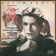 David Bowie - David Bowie Narrates Prokofievs Peter and the Wolf and the Young Persons Guide to the Orchestra [CD]