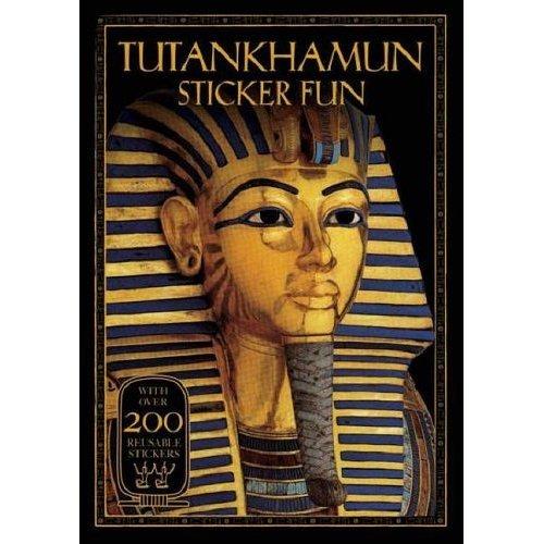 Tutankhamun Sticker Book
