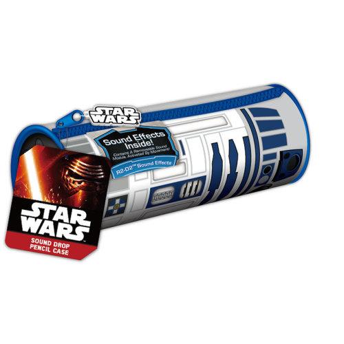 Star Wars R2d2 Sound Effect Pencil Case -