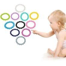 Silicone Chew Biting Bracelet Baby Teething