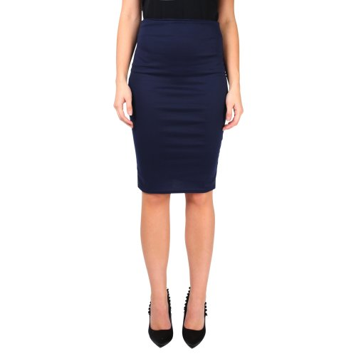2cec93f6ac96 Ponte Knee Length Pencil Skirt on OnBuy
