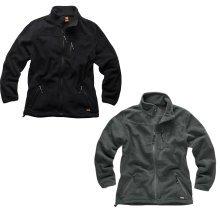 Scruffs Worker Fleece Water Resistant Jacket