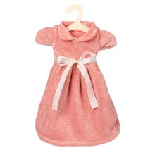 Beautiful and Practical Hand Towel Creative Little Clothes Hand Towel,Light Pink