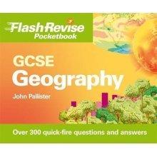 GCSE Geography Flash Revise Pocketbook