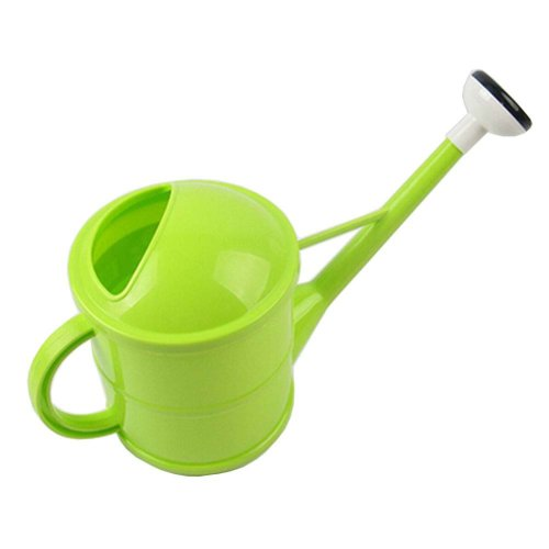 [Green] Useful Lovely Long Spout Watering Pot Watering Can
