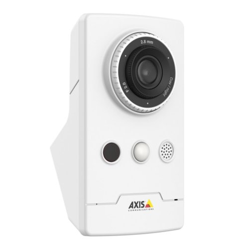 Axis M1065-LW IP security camera Indoor Cube White