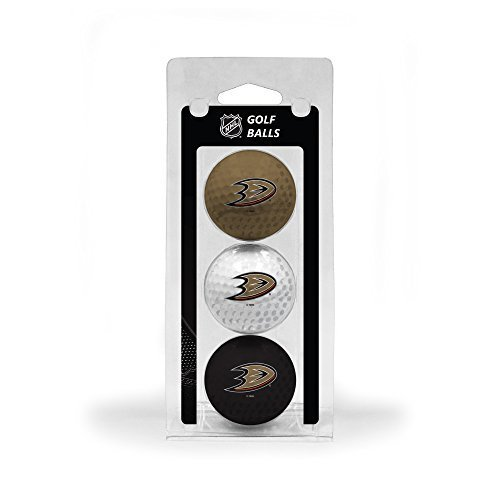 NHL Anaheim Ducks 3 Golf Ball Pack