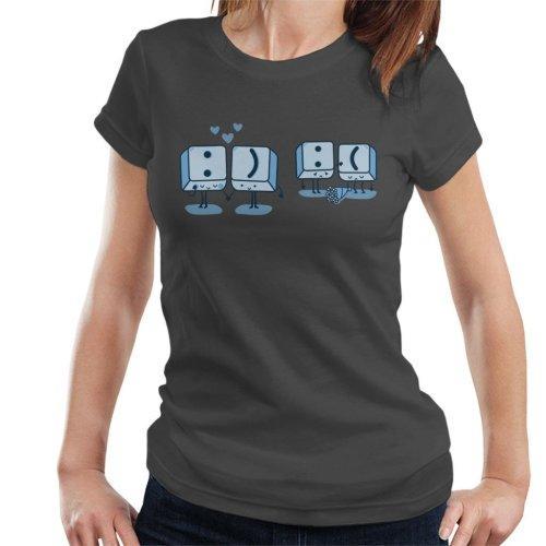 Keyboard Keys Emoji Women's T-Shirt