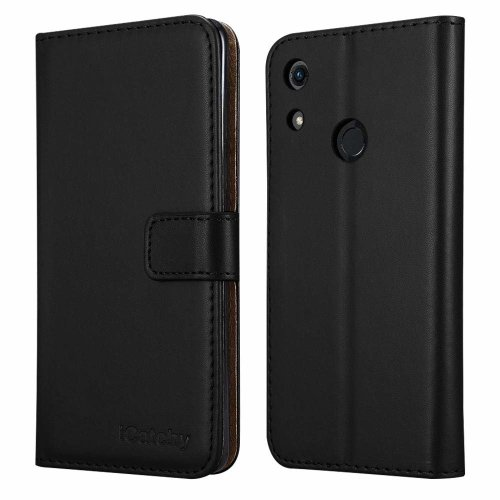 For Huawei Honor 8A Leather Wallet Phone Case