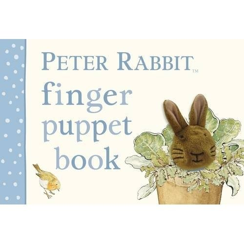 Peter Rabbit Finger Puppet Book (pr Baby Books)