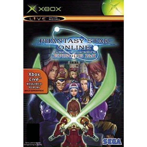 Phantasy Star Online Episodes I & II