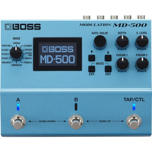 Boss MD-500 Modulation Guitar Effects Processor