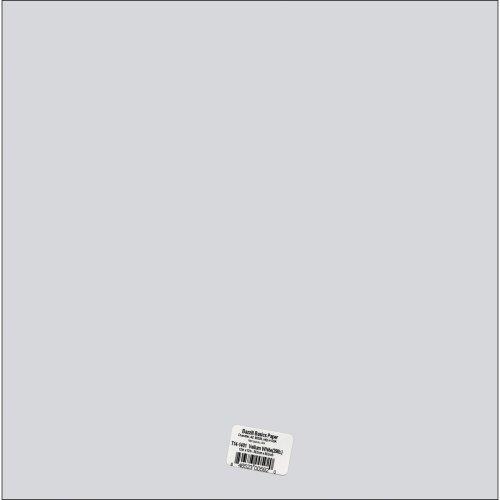 """Bazzill Vellum 12""""X12""""-White 29lb"""