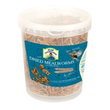 Alan Titchmarsh Mealworms 200g (Pack of 8)