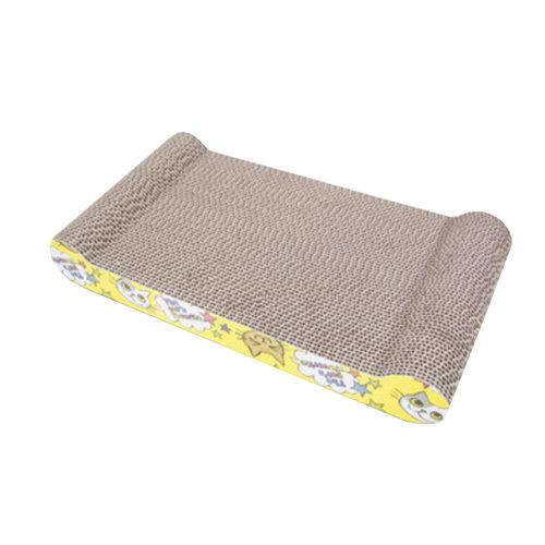 Animals Favorite Cat Scratcher Cardboard- Cat Claws Care Toy Scratcher Bed Mat,#5