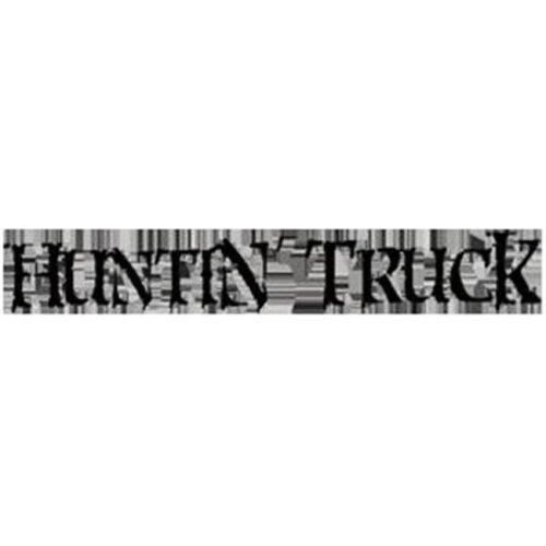 Huntin Truck Decal 3 X 8
