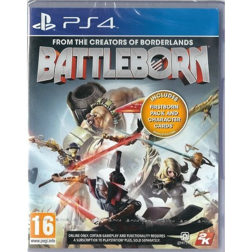 Playstation 4 Battleborn (PS4)