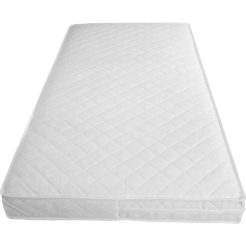 Mother Nurture Luxury Spring Cot Bed Mattress for Mothercare and Mamas & Papas