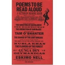 Poems to Be Read Aloud: a Victorian Drawing Room Entertainment