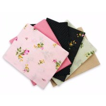Fat Quarter Bundle - 100% Cotton - Pamela - Pack of 6