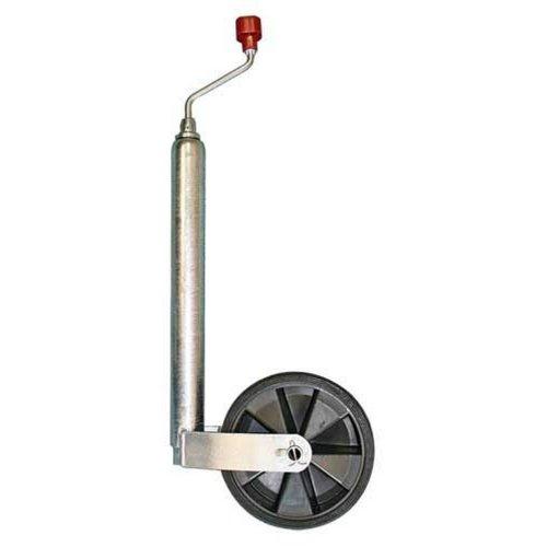 AL-KO Plus Jockey Wheel With Large Rubber Tyre