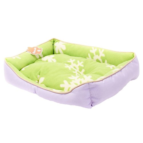Fashion Pet Bed Washable Pet Nest Cat Bed Dog House S - Green