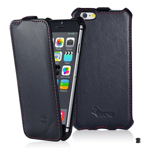"""MANNA UltraSlim iPhone 6 4.7' Flip Case Protective Cover Wallet 