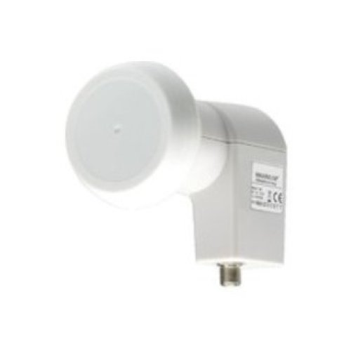 Maximum 5601 White Low Noise Block downconverter (LNB)