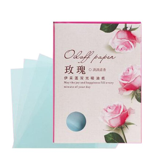 3 Sets Unisex Facial Oil Blotting Papers Oil Control Papers