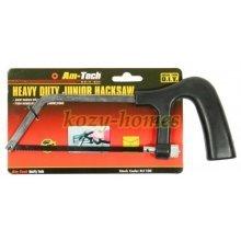 """6"""" Heavy Duty Junior Hacksaw - 6 Hack Saw Frame Blade Cutting Grip Steel 1 -  junior 6 hack saw frame hacksaw heavy duty blade cutting grip steel 1"""