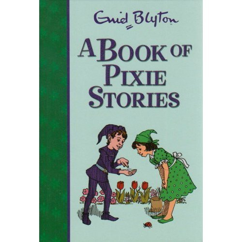 A Book of Pixie Stories (Rewards)