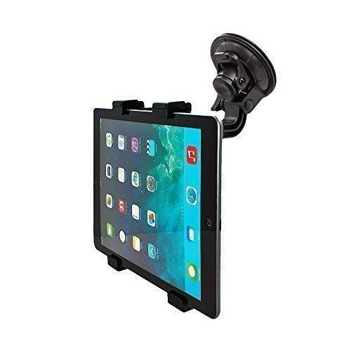 mobilefox® 360° Car Holder Car Holder Mount for Tablet PC Samsung Galaxy Tab 4/3/2/S/Note/NotePro/TabPro/Active/Ativ, Ativ Q, Lite...