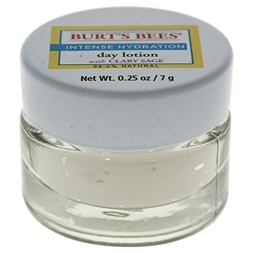 Burts Bees Intense Hydration Day Lotion, 0.25 Ounce